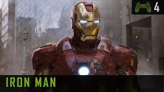 Iron Man 1 PC Gameplay - Walkthrough - Mission 4 Weapons Transport