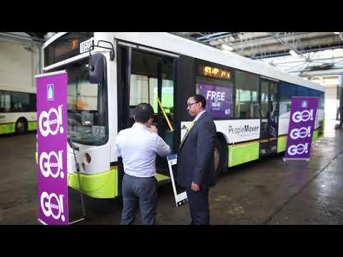 Free On-Board Bus WiFi Launch