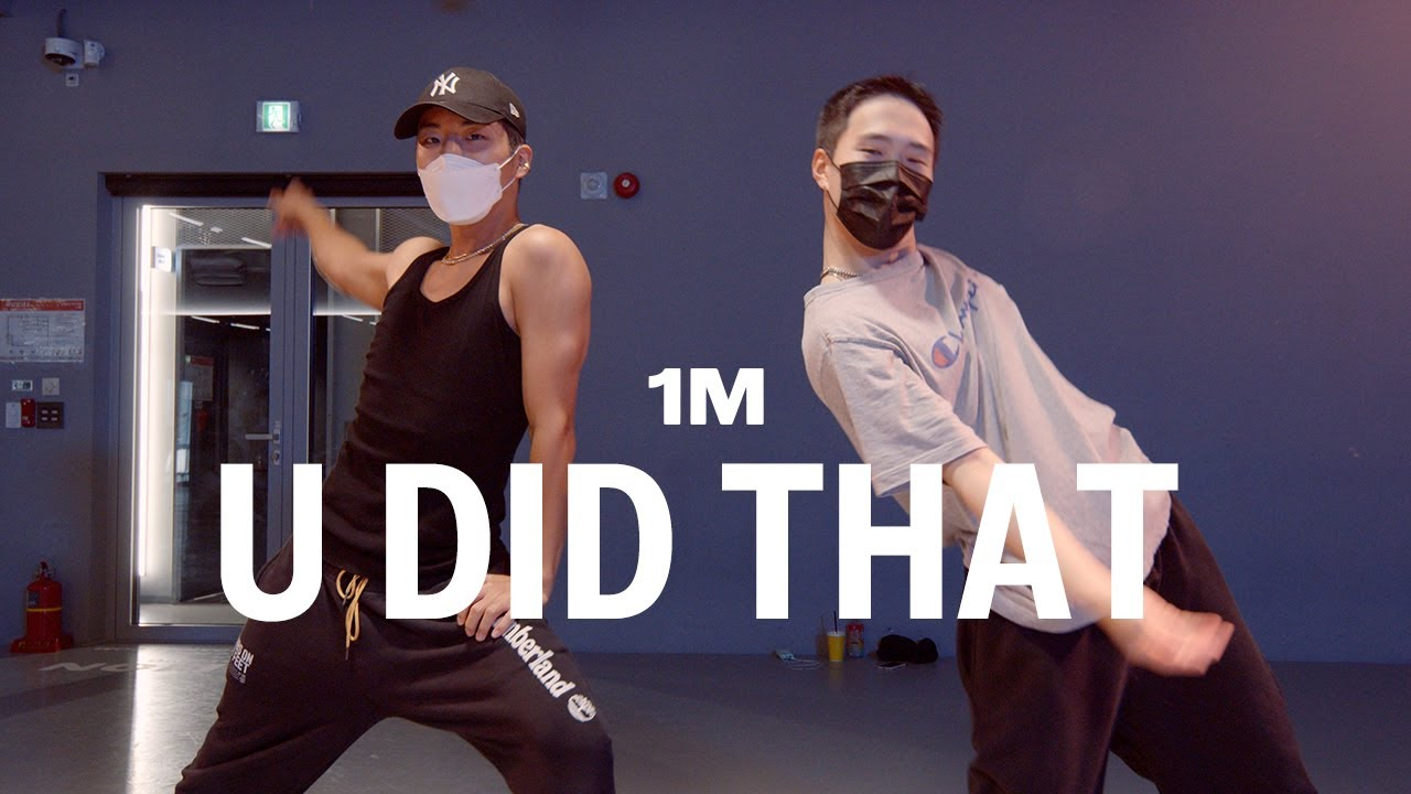 Teairra Mari - U Did That ft. 2 Chainz / Kinky X KOOJAEMO Choreography