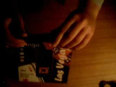 Unboxing do MP4 Ingo las Vegas 4GB - O mais Barato