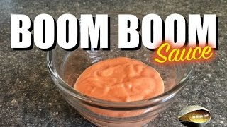 Tsc How Make Boom Boom Sauce Dipping Sauce Recipe