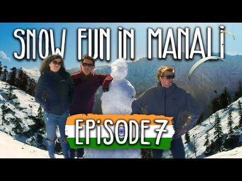 Can't Believe This Is INDIA! | Ep7 Manali Himachal Pradesh | Travel India on $1000