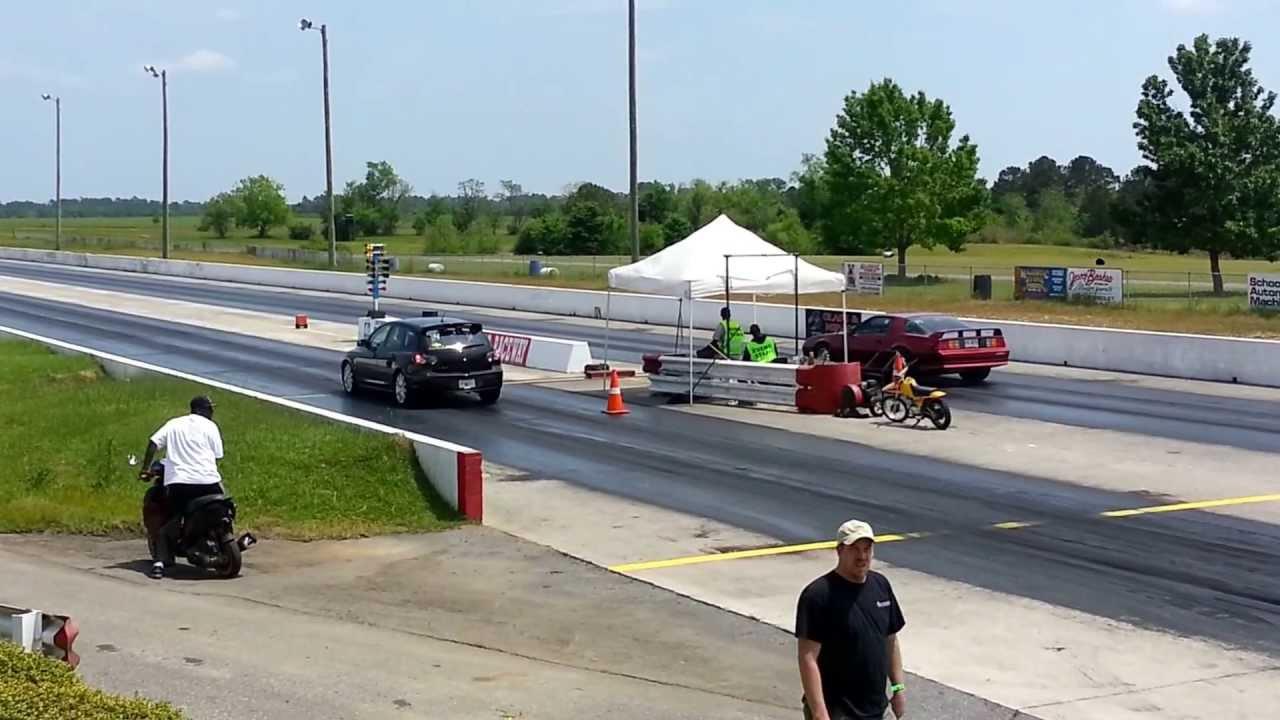 G8 GT 1/4 mile run at Silver Dollar Raceway - Reynolds, GA