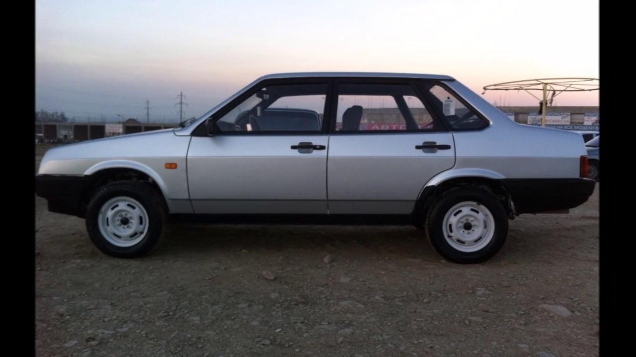 ваз 21099  /2001/состояние нового авто.