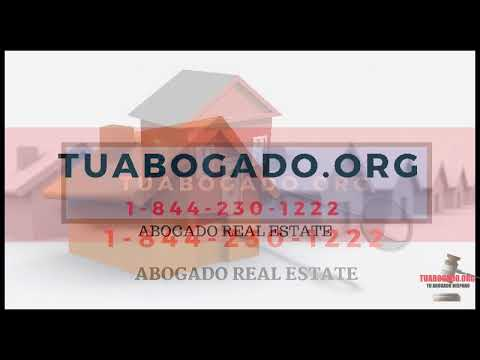Abogado Real Estate Commerce California