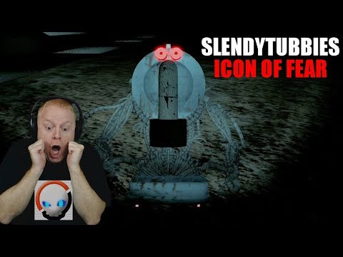 THAT ISN'T DIPSY IT'S NOO NOO | SLENDYTUBBIES ICON OF FEAR - CUSTARD FACILITY | COLLECT 10