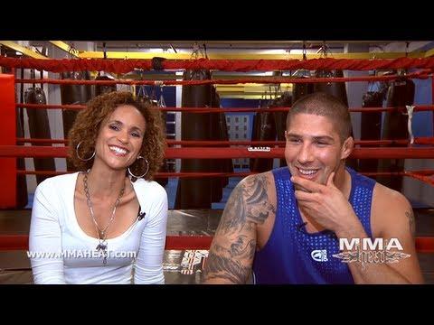 UFC 145's Brendan Schaub on Jew 'Fros, Rothwell's Cardio, Big Nog + Denver's Infamous Casa Bonita
