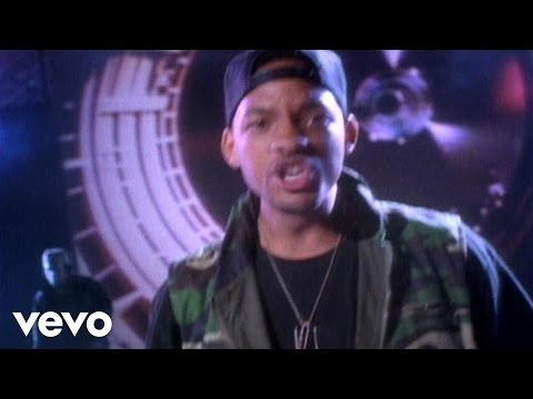 DJ Jazzy Jeff & The Fresh Prince - Boom! Shake The Room (The Street Remix) (Video)
