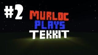 Murloc Plays: Tekkit [Episode 2] - The MANsion
