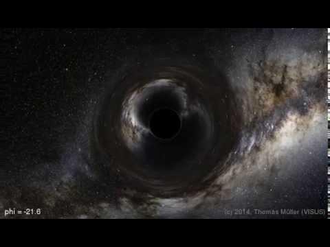 moving black hole - photo #18