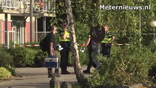 Politie zoekt massaal dader overval bij Zorgcentrum in Zwolle