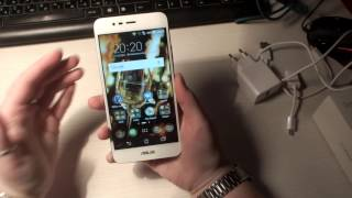краткий обзор Asus Zenfon 3 max. Первые впечатления