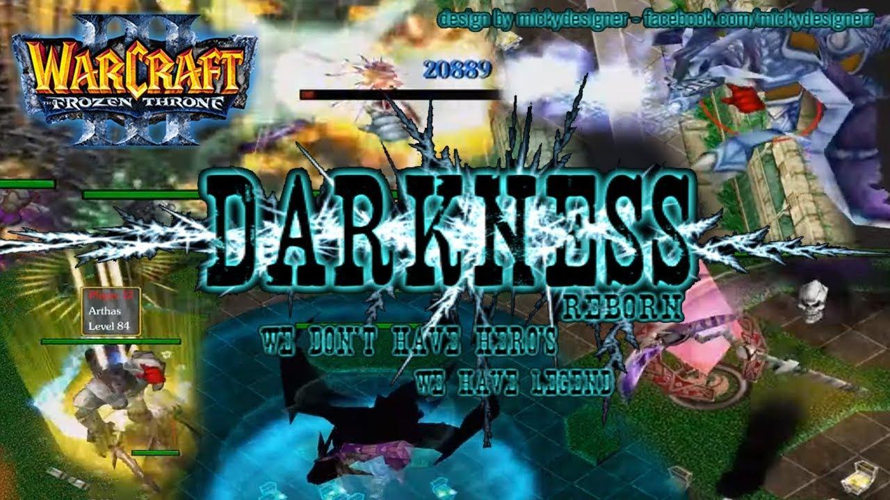 Warcraft 3: Darkness Reborn v2.8 ENG - Rồng huyền thoại khỏe vãi bìu | Mad Tigerrr