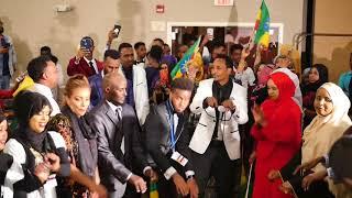 Abdiwali Sayidka  Dhaanto Dalxiis Xafladii Ddsi Columbus, Ohio  2018