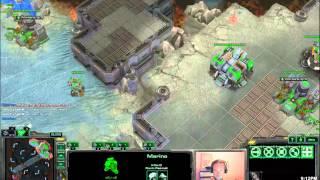 Clan War Masters TvT - Starcraft 2 HotS