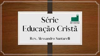 A educação no período dos pais da Igreja - Clemente de Roma