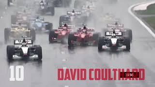 Najgorsze wypadki w historii Formuły 1!