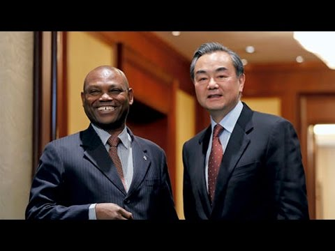 China and Sao Tome retore diplomatic ties