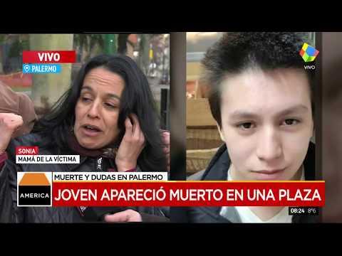 Misterio en Palermo: Un joven de 21 años fue hallado sin vida en una plaza
