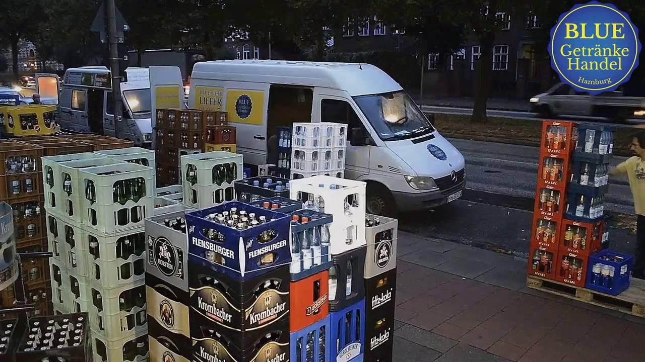 Der Videoflyer vom Blue Getränkehandel Hamburg für Oktober 2016 ...
