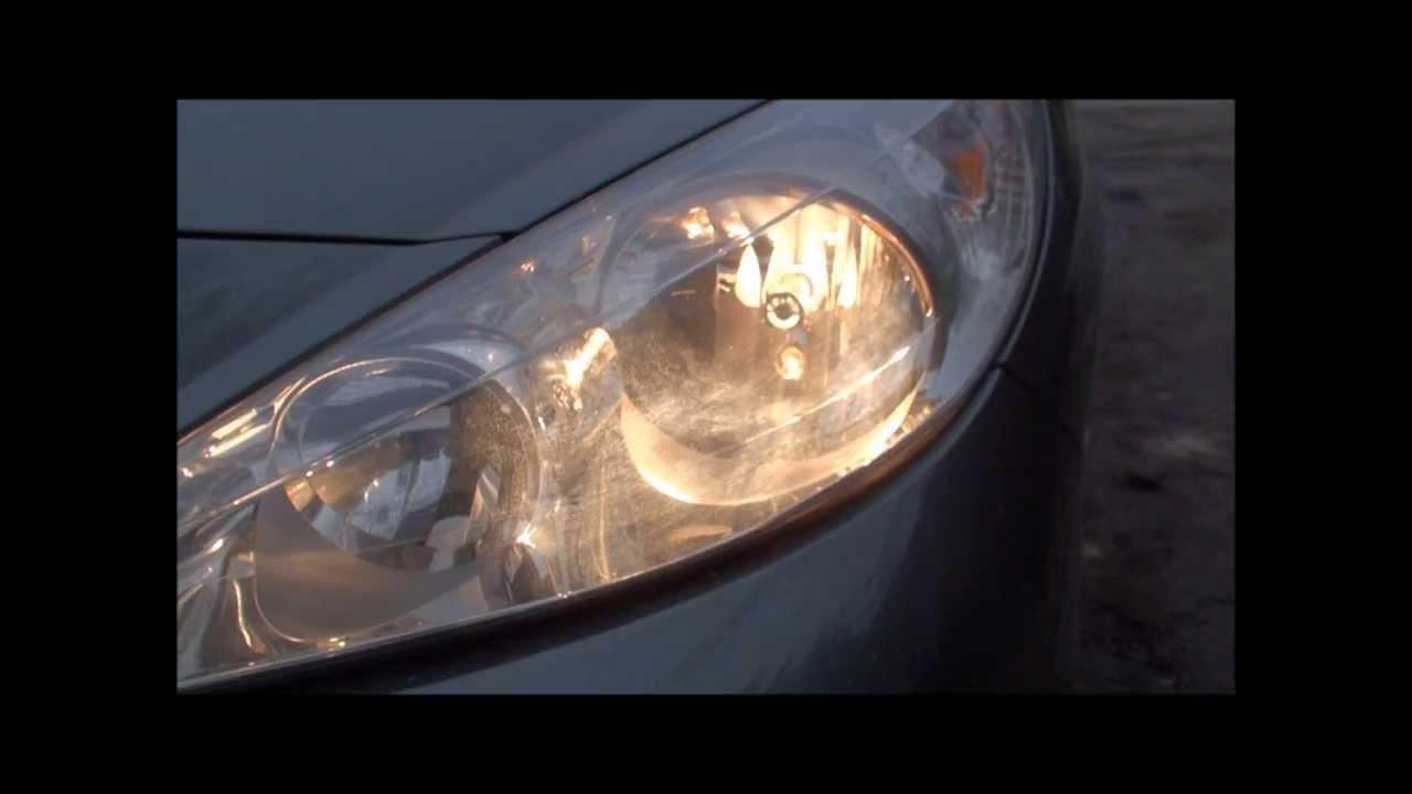 Wymiana żarówki światła Pozycyjne Peugeot 207