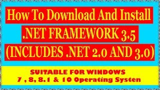 How to fix  NET Framework 3 5 Error 0x800F0954 in Windows 10