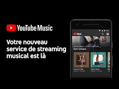 Découvrez Youtube Music thumbnail