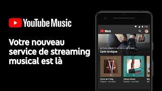 Découvrez Youtube Music