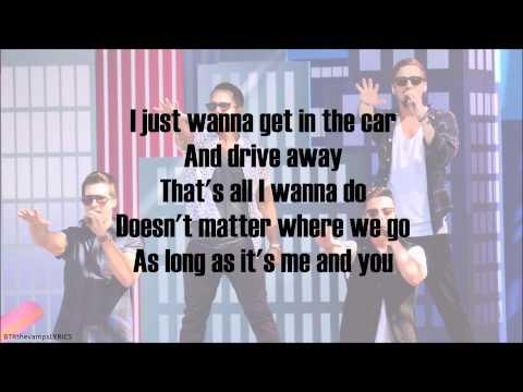 Big Time Rush - Cruise Control (with lyrics)