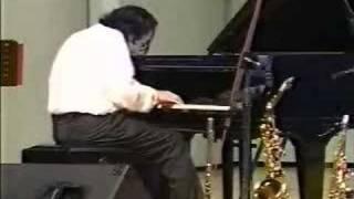 黃盟傑爵士鋼琴教學影片3 Major Huang Plays New Age