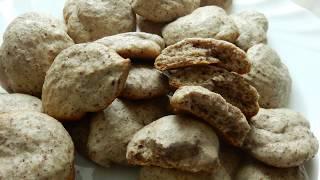 Рецепт Диетическое Печенье из льняной муки и сметаны