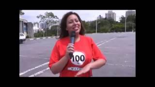 Wivyanne Leiso - Reportagem 100% Motor (Camaro vermelho)