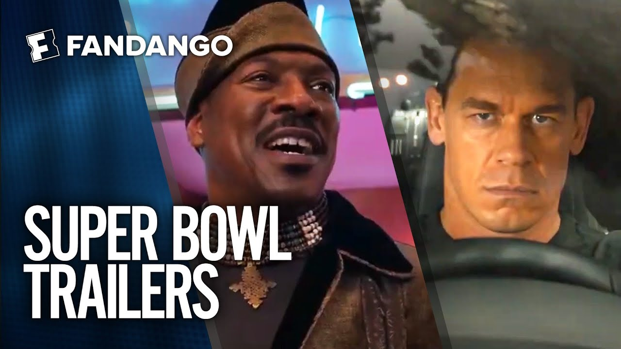 Super Bowl Movie & TV Trailers (2021) | Movieclips Trailers - download from YouTube for free