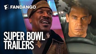 Super Bowl Movie & TV Trailers (2021)   Movieclips Trailers