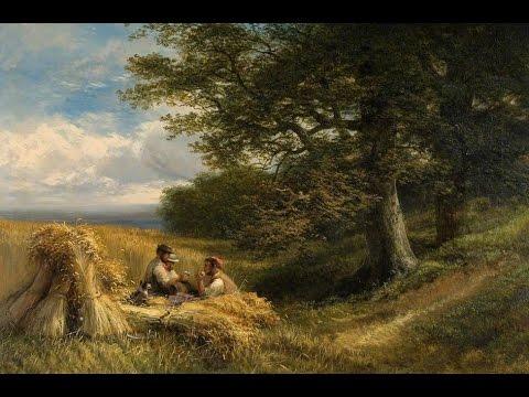 Ralph Vaughan Williams : Linden Lea. George Cole, George Vicat Cole : Paintings.