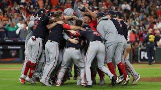 MLB 2019 Postseason Highlights (With Music)