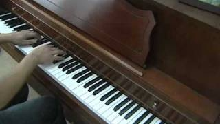 Mandy Moore Only Hope on Piano