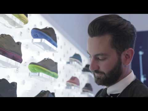Geox FW16 Presentation At Pitti Uomo 89 - Nebula Collection