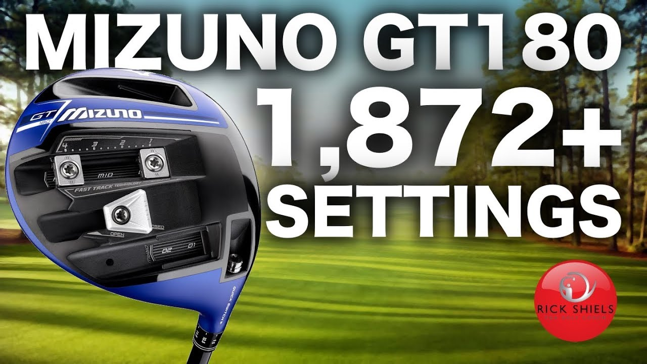 mizuno gt180 fairway wood review