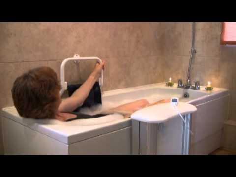 How The EZ Bath Lift Works