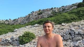 Путешествие по островам Греции. Часть 2 затонувший город,подводные съемки, остров Кира.