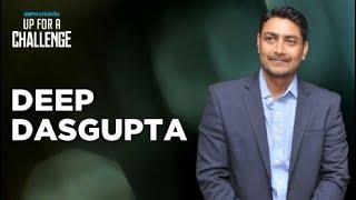 Up for a Challenge: Deep Dasgupta turns footballer