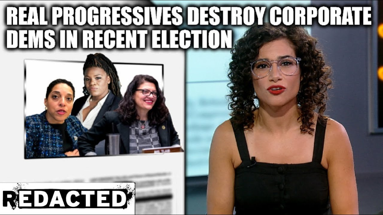 Real Progressives Destroy Corporate Dems In Recent Election