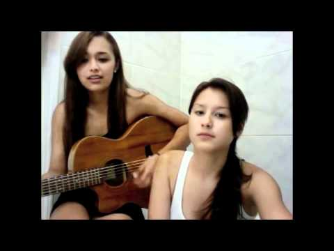 Man Down (Acoustic Cover) - Ashley Lilinoe + Jasmine Lee