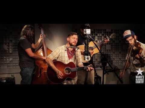 The Tillers - The Old General Store is Burning Down (Rabbit Hash) [Live at Bluegrass Country Radio]