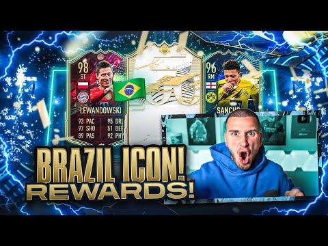 MEINE BESTEN REWARDS ALLER ZEITEN!!! 🔥🔥TOTS FUT CHAMPS ESKALATION FIFA 21