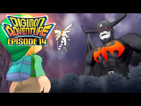 "Digimon Adventure - Ep 14 : ""The Legend of the Digi-destined"" [PSP/ENG]"