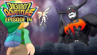 Digimon Adventure - Ep 14 : The Legend of the Digi-destined [PSP/ENG]