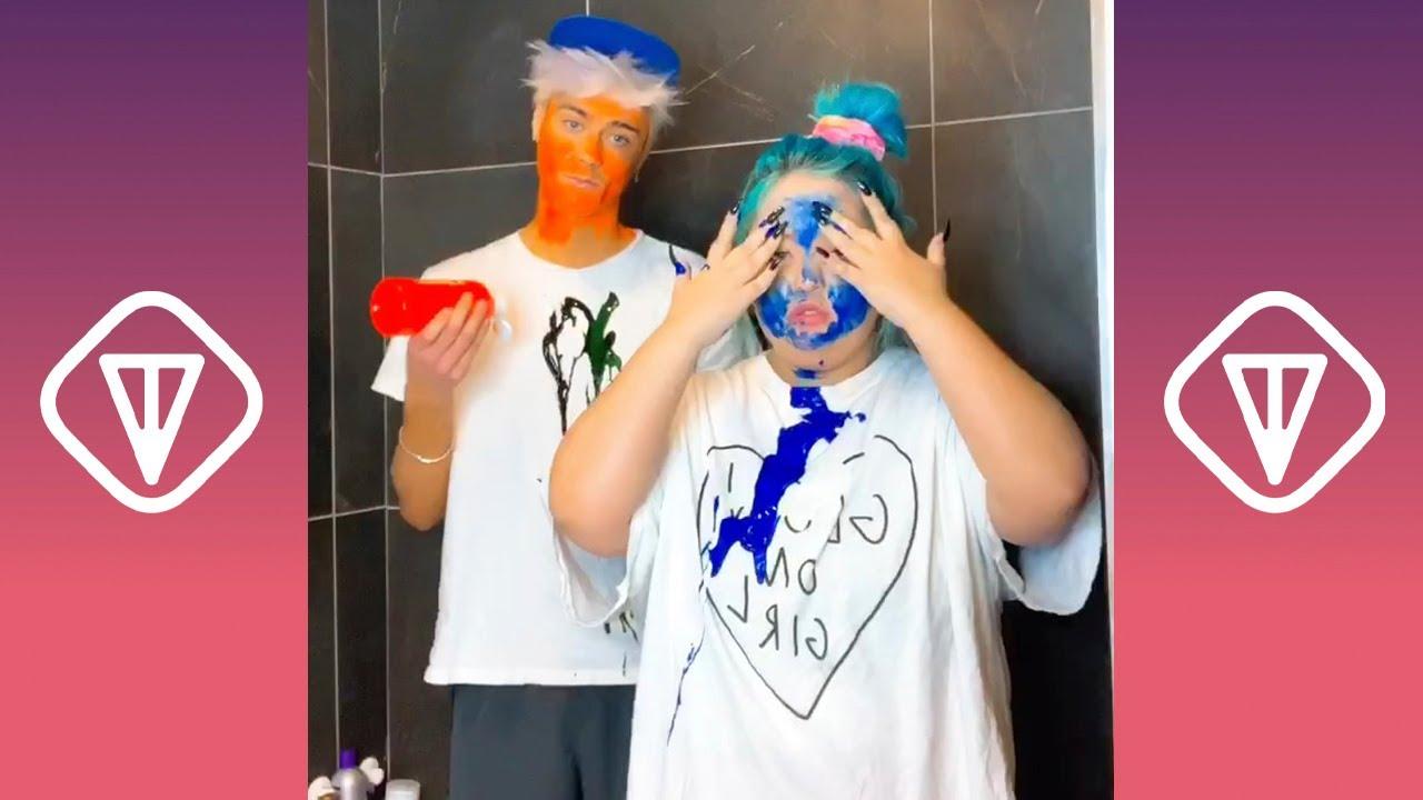 Best Sebastian Bails & Lauren Godwin Funny Tik Tok Memes 2020 - Tik Tok Videos