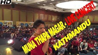 Pitatima Fail Live -  Muna Thapa Magar HD